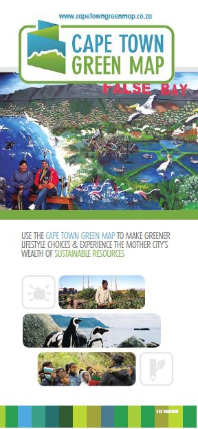 Cape Town Green Map Edition 1