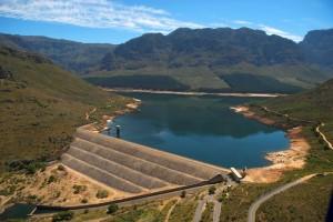 Wemmershoek Dam