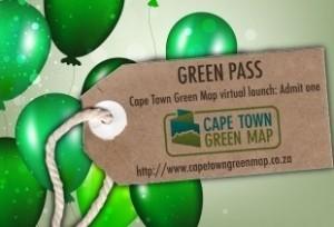Cape Town Green Map Virtual launch