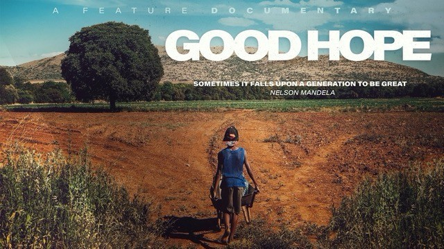 Youth Day - the launch of GOOD HOPE a new documentary