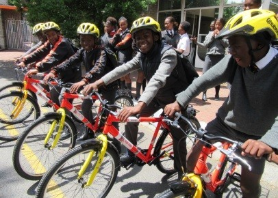 Bicycle Empowerment Centre - Masiphumelele