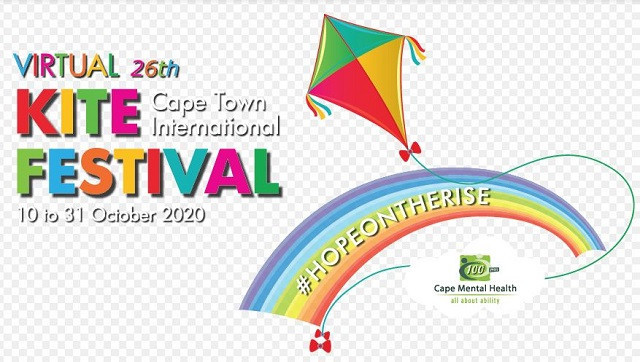 #HopeOnTheRise at virtual 26th Cape Town International Kite Festival