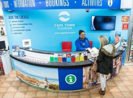 Cape Town International Airport Visitor Information Centre