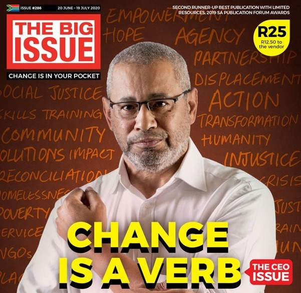 THE BIG ISSUE #286 now on sale