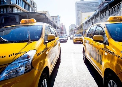 Rikkis Taxis