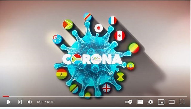 Catchy 'Corona' Song Spreads Positive Message