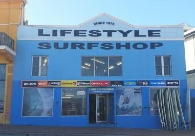 Lifestyle Surf School