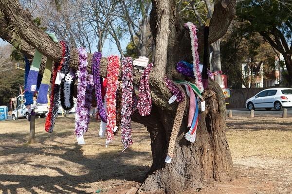67 Blankets for Nelson Mandela Day & Secret Scarves