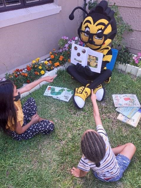 Bingo Winter Reading Programme at City Libraries