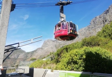 Table Mountain Cableway Visitor Information Centre